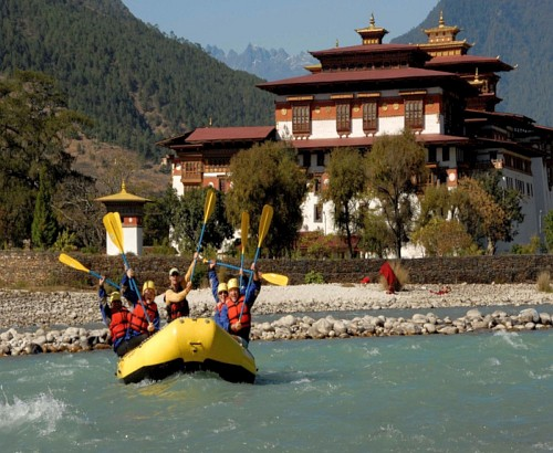 Bhutan 4 Nights 5 Days